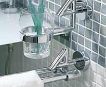 Крепление аксессуаров в ванной цена
