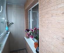 обшивка стен на балконе цена