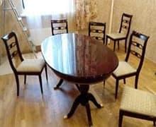 Ремонт деревянной мебели цена