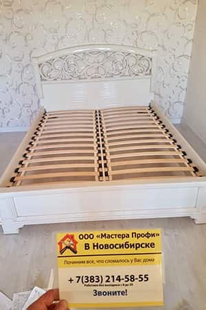 Ремонт кровати стоимость
