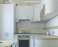 ремонт кухни в квартире цена