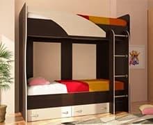 Сборка двухъярусной кровати цена