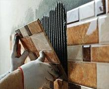 Укладка кафеля на стену цена