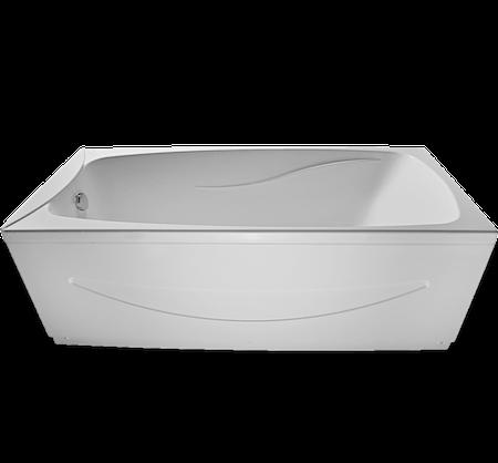 установка акриловой ванной