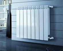 Установка литьевых радиаторов цена